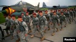 Polşada NATO təlimləri
