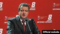 Министерот за внатрешни работи на Србија Ивица Дациќ