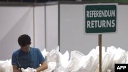 Результаты референдума не оправдали надежд всей Европы