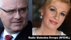 Ivo Josipoviq dhe Kolinda Grabar-Kitaroviq