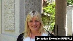 Anita Mitić, foto: Zvjezdan Živković