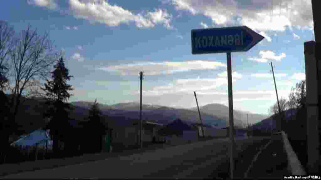 Koxanəbi kəndi