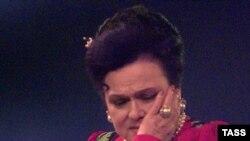 Lyudmila Zykina died in Moscow