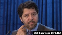 حکمت خلیل کرزی معین سیاسی وزارت امور خارجه افغانستان