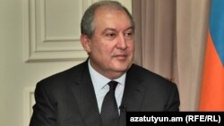 Armen Sarkisyan, 26 aprel 2018