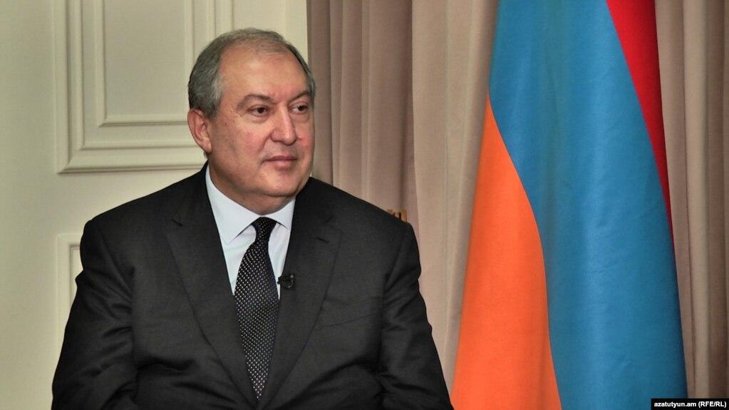 Армен Саркисян провел телефонный разговор с Нурсултаном Назарбаевым
