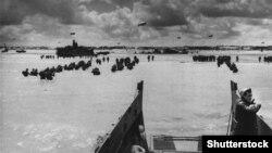 Дзень Д, 6 чэрвеня 1944 года, Нармандыя