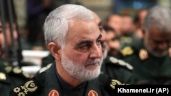 Qasem Soleimani, an Islamic Revolutionary Guards Corps commander, was killed in a U.S. drone strike earlier this year.
