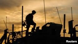 Американский военный в Афганистане. Иллюстративное фото.