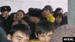 Власти Казахстана рассматривают студентов скорее как безмолвных избирателей.
