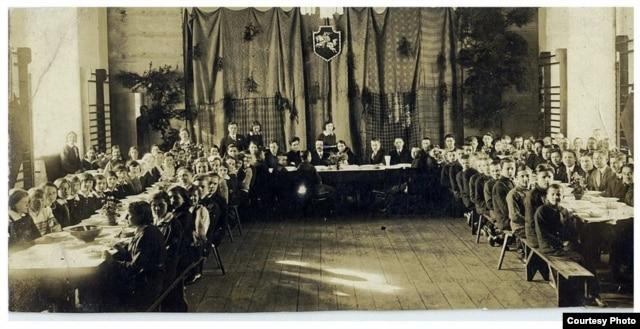 25 Сакавіка 1935 г. у Віленскай беларускай гімназіі