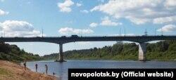 Мост у Наваполацку
