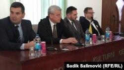 Tribina 'Budućnost Srebrenice' u Bosanskom kulturnom centru