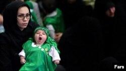 В арабских странах в среднем детей заводят раньше, чем в Европе и Америке