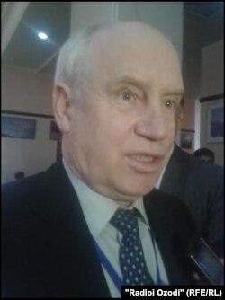 Сергей Лебедев.
