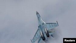 Орусиялык Су - 35 аскер учагы