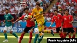 მსოფლიოს მოქმედი ჩემპიონი სამხრეთ კორეასთან დამარცხდა