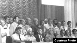 Qurultay, 1991 senesi