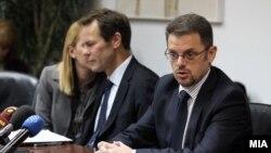 Завршна конференција по посетата на мисијата на ММФ во Македонија