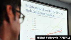 Redovni ekonomski izvještaj Svjetske banke za jugoistočnu Evropu, Sarajevo, 15. novembar 2011.