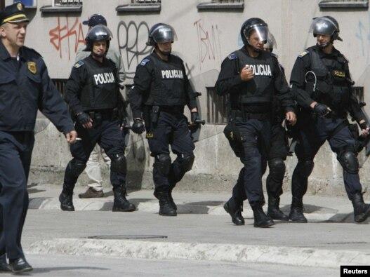 Policija u BiH, maj 2010