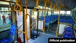 «Шыдыр Жол Кей Жи» компаниясынын автобустары