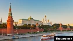 Pamje nga Kremlini, foto ilustrim