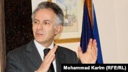 سفير فرنسا الدولي لحقوق الانسان فرانسوا زيمراي