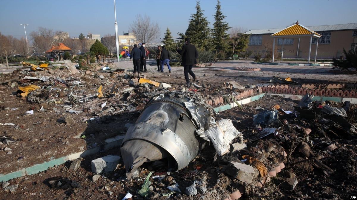 Иран признал, что сбил украинский «Боинг» двумя ракетами «земля-воздух» – СМИ