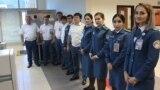 Акс аз маркази матбуоти Хадамоти гумруки Тоҷикистон