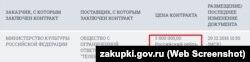 ТОВ «Телеіндустрія» зняло фільм про Кримський міст на замовлення Міністерства культури Росії