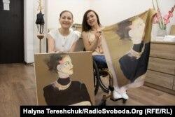 Ярина Янчак та Ірина Царук