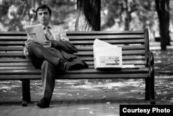 Vitalie Vovc, un moldovean la Paris