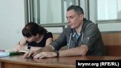 Ігор Мовенко на суді в день винесення вироку, Севастополь, 4 травня 2018 року
