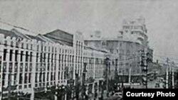 Шанхай, начало XX века