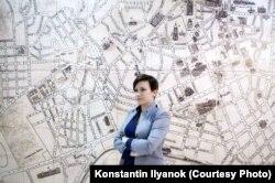 Екатерина Макаревич в Киеве. Фото: Константин Ильянок/Фокус