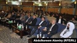 حفل تكريم ذوي شهداء الموانئ بالبصرة
