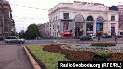 Донецьк перед Євро-2012, червень 2012 року