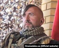 Василь Сліпак, оперний співак, доброволець, учасник бойових дій. Убитий снайпером у 2016 році
