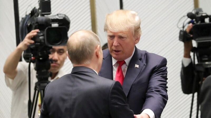ترامپ بر منافع ناشی از برقراری روابط خوب با روسیه تاکید کرد