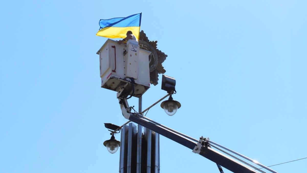 Дружба каких народов? В Кропивницкому до сих пор на потолке возвышается бетонный «орден Дружбы народов»