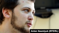 Hennadiy Afanasyev, a photographer from Crimea, was arrested months after Russia annexed the Ukrainian peninsula and convicted of plotting a terrorist act against the Russian-imposed authorities.