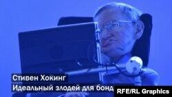 Стивен Хокинг на открытии паралимпийских игр в 2012 году