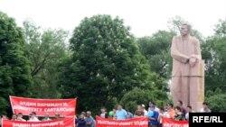Ишкерлердин нааразылык акциясы, Бишкек, 11-май.