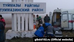 Туйимазы райнында юл казасы (gibdd102.ru сайтыннан)
