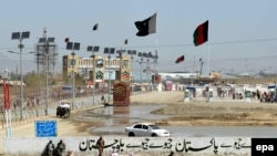 Պակիստան-Աֆղանստան սահմանը, 24-ը մարտի, 2017թ.