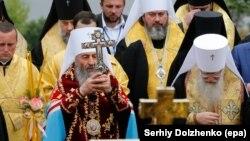 Молебен до річниці хрещення Київської Русі-України