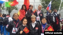 Кыргызстандын көчө футболу боюнча кыз-келиндер командасынын оюнчулары