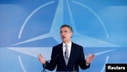 Јенс Столтенберг, генерален секретар на НАТО
