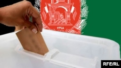 Afganistan -- Afghan Election